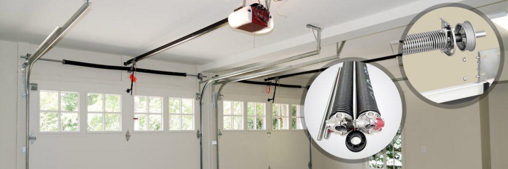Garage Door Springs Repair Westlake