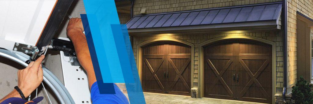 Residential Garage Doors Repair Westlake